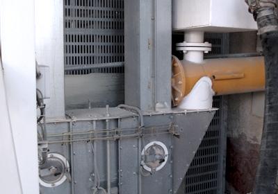 Elevadores de cangilones equipos de transporte de sólidos