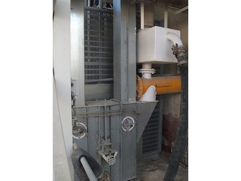 Tolva elevadores cangilones Sotecma