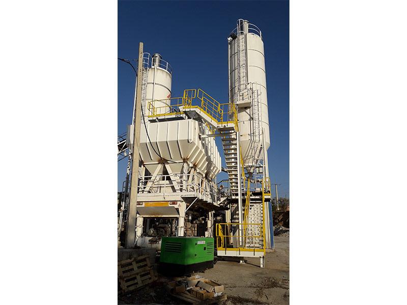 Instalaciones para la fabricación de hormigón