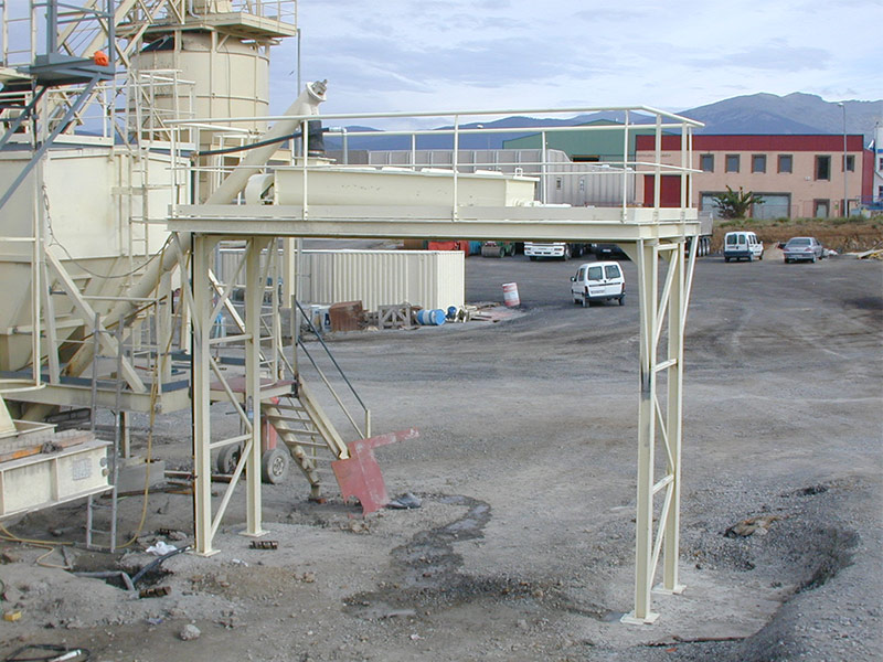 maquinaria para explotación minera