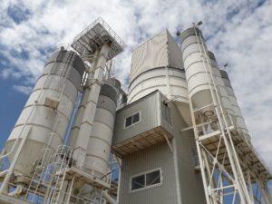 renovacion y ampliacion de la planta mortero seco