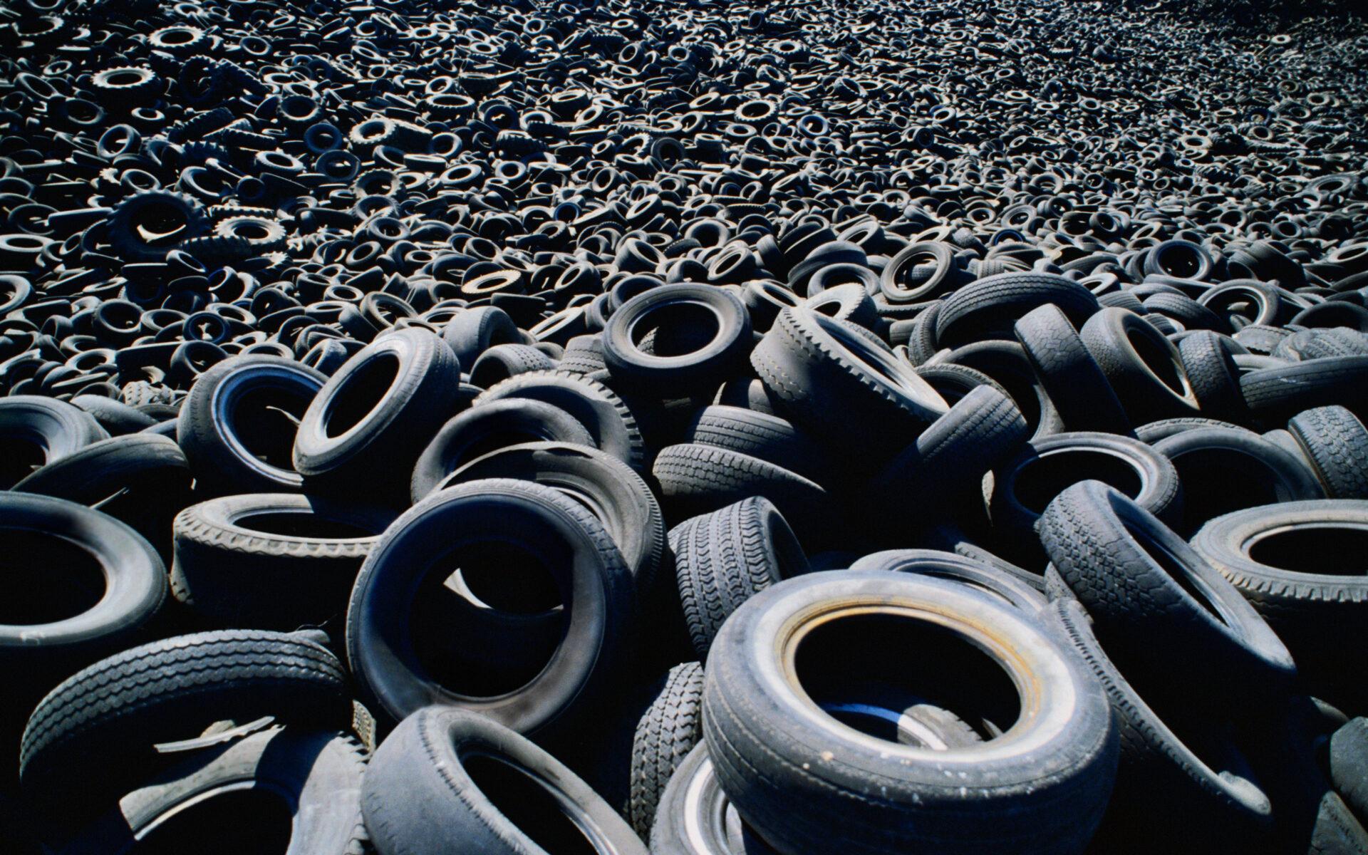 Planta de reciclaje de neumáticos Sotecma