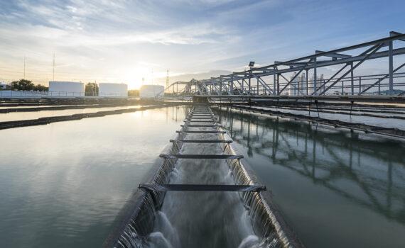 Clarificación de aguas residuales Sotecma